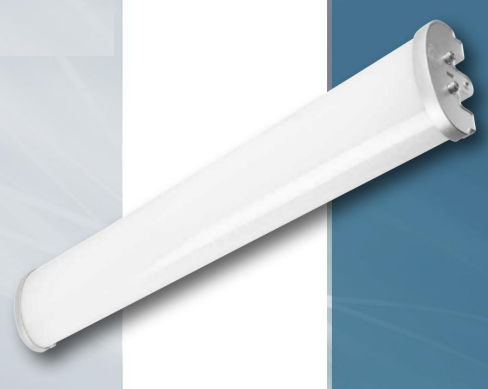 Lampada da esterno marina led in policarbonato mast products