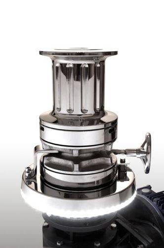 Salpa ancora per barca / verticale / elettrico / a tamburo WINDLASS LIGHTING SYSTEM Italwinch