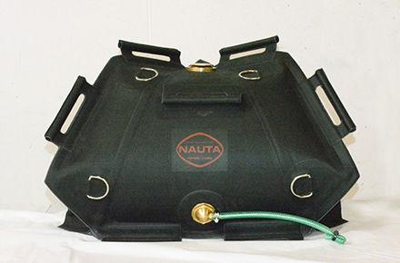 serbatoio di carburante / per barca / flessibile / portatile