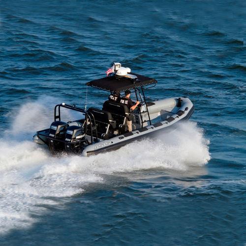 patrol boat / fuoribordo / gommone semirigido