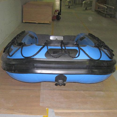 barca utilitaria / fuoribordo / gommone