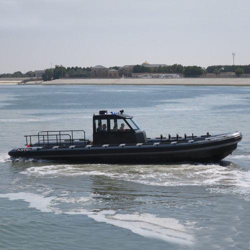 barca militare / gommone semirigido