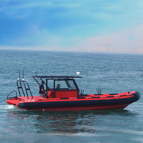 Barca di supporto per immersione entrobordo / fuoribordo Diving Boat 9.5 ASIS BOATS