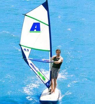 vela da windsurf per principianti