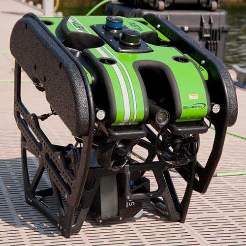 sonar per ROV / multifascio / 3D