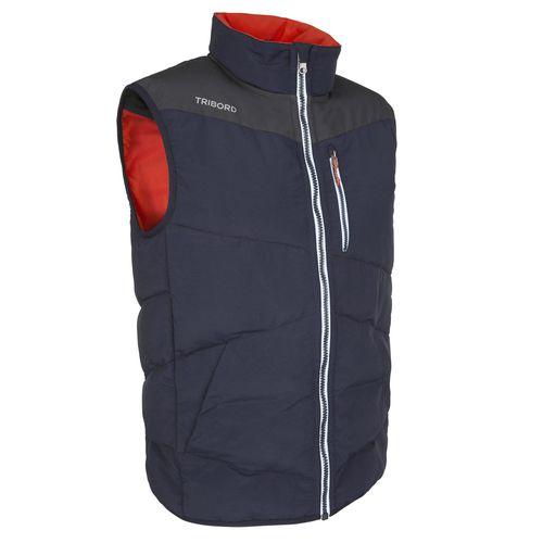 giacca per navigazione costiera / per uomo / galleggiante / senza maniche