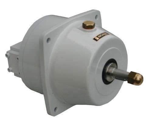 pompa di barca / per timoneria / a olio / idraulica