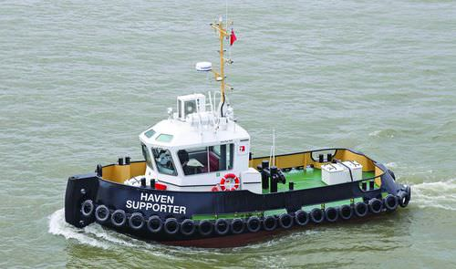 Mini rimorchiatore STAN TUG 1205 Damen