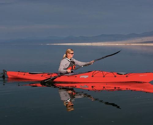 kayak a ponte / rigido / da escursione / da torrente