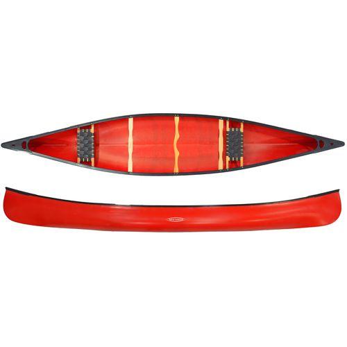 canoa multiuso / 2 posti / in polietilene