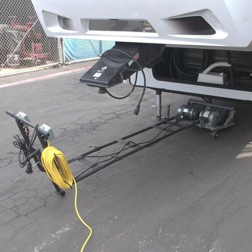Trattore da rimorchio per cantiere navale / elettrico Twin  Powermover