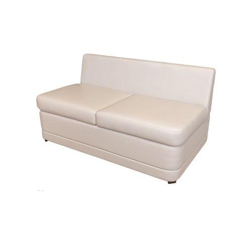 divano per yacht / 2 posti / con contenitore