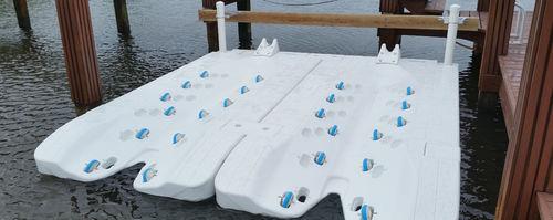 Pontile galleggiante / per ormeggio a secco / per marina / per jet-ski AccuDock