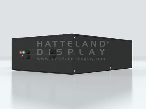 Computer per nave / compatto / senza ventole HT B30G  Hatteland Display AS