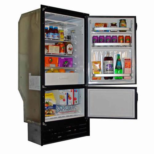 frigorifero con congelatore per barca / a libera installazione / su misura