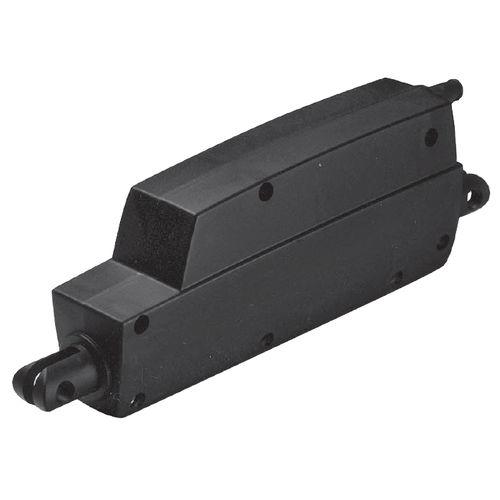 attuatore per barca / a effetto semplice / per sistema idraulico