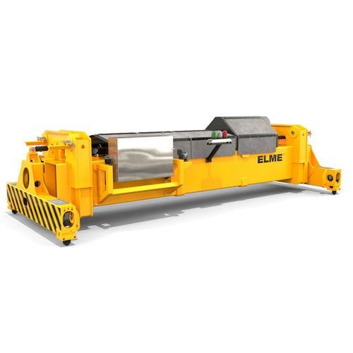 spreader per portainer di impilamento / per contenitori / telescopico / elettrico