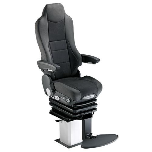 Sedile pilota / per nave / con braccioli / con schienale alto Nautic Pro Star AIR Cleemann Chair-Systems