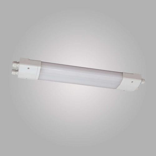 plafoniera da esterno / per nave / LED / per montaggio in superficie