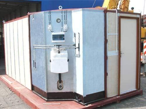 cabina prefabbricata per nave