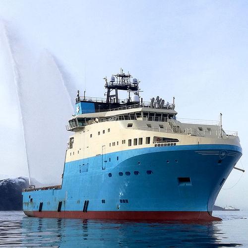 nave di supporto offshore di supporto / ice-class