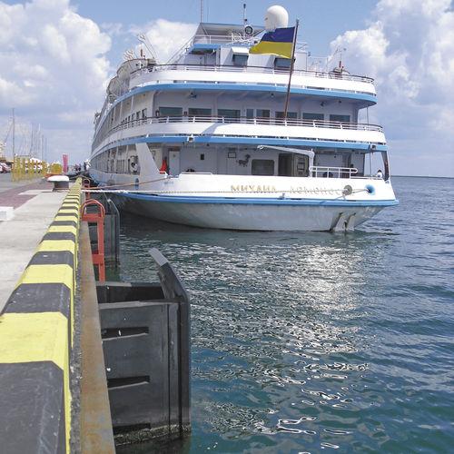 Parabordi per porto / per banchina Special Element ShibataFenderTeam