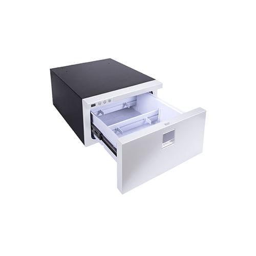 frigorifero per barca / da incasso / a compressore / a cassetti