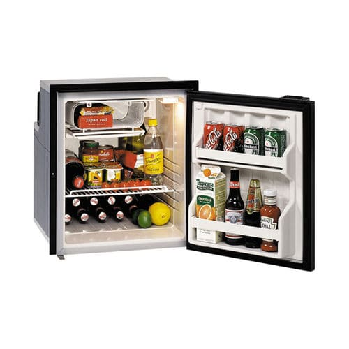 frigorifero con congelatore per barca / da incasso / a compressore