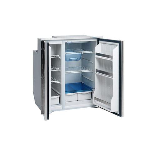 frigorifero con congelatore per barca / per yacht / da incasso / a compressore