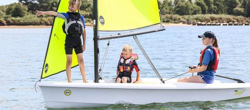 Deriva per bambini / per scuola / da turismo RS ZEST RS Sailing