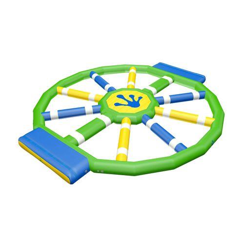 gioco acquatico barriera / gonfiabile