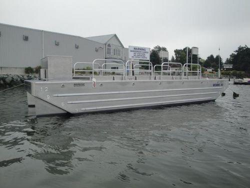 Chiatta per il recupero di idrocarburi 40' Rozema Boats Works