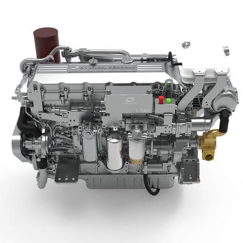 motore per barca professionale / entrobordo / diesel