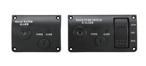 interruttore per barca / per pompa / per pompa di sentina / con allarme