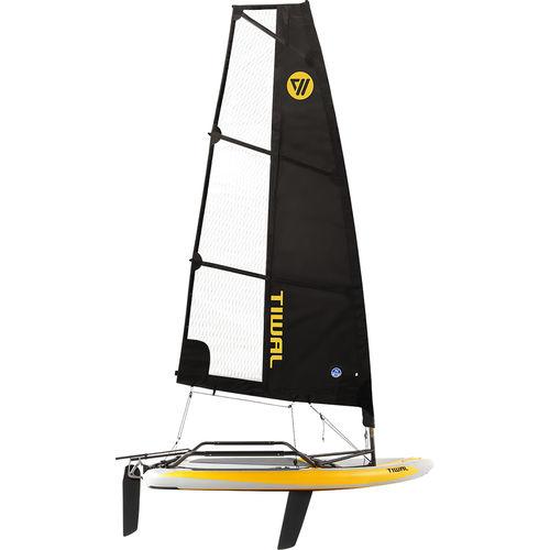 deriva gonfiabile / cat boat