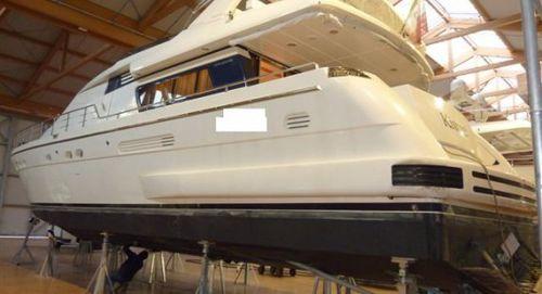 motor-yacht da crociera - Astondoa
