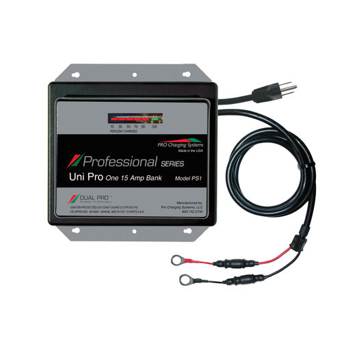 Caricatore di batteria / marino / a tenuta stagna DP-PS1 Smart Battery