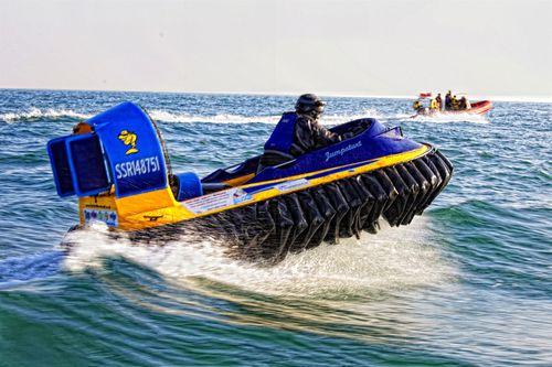 hovercraft privato