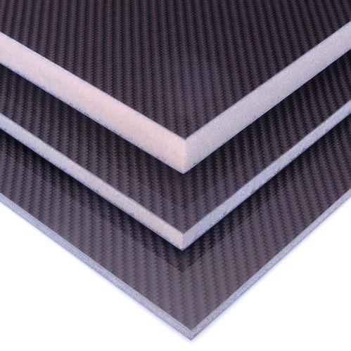 pannello sandwich per pavimento interno / per pavimento / per rivestimento ponti / in schiuma PVC
