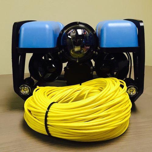 cavo di comando / elettrico / subacqueo / per ROV