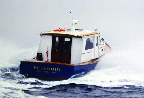 barca a motore : trawler HOLLANDAISE 1997 Covey Island Boatworks