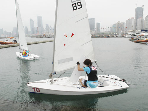 deriva solitario : cat boat SPLASH  Qingdao Zou Inter Marine Co.,Ltd.
