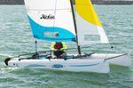 Catamarano sportivo per scuola / da turismo / doppio T1 Hobie Cat Europe