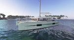 catamarano / da crociera / con poppa aperta / con 3 o 4 cabine
