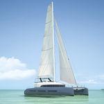 Barca a vela catamarano / da crociera d'altura / con fly SEVENTY 7 Lagoon