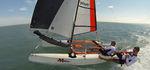 catamarano sportivo da turismo / per scuola / doppio