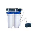 sterilizzatore d'aqua potabile per navi (agli ioni d'argento)