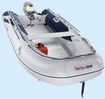 Gommone fuoribordo / pieghevole / in alluminio / max. 3 persone T25-AE2 Honda France S.A.S.