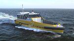 Barca di servizio offshore in alluminio FPSV 19W Piriou