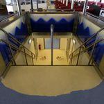 rivestimento per pavimento per nave / in resina